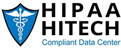 HIPPA HITECH Compliant Data Center Logo