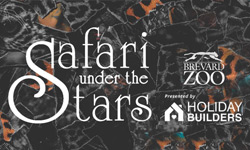 Safari Under the Stars Brevard Zoo logo