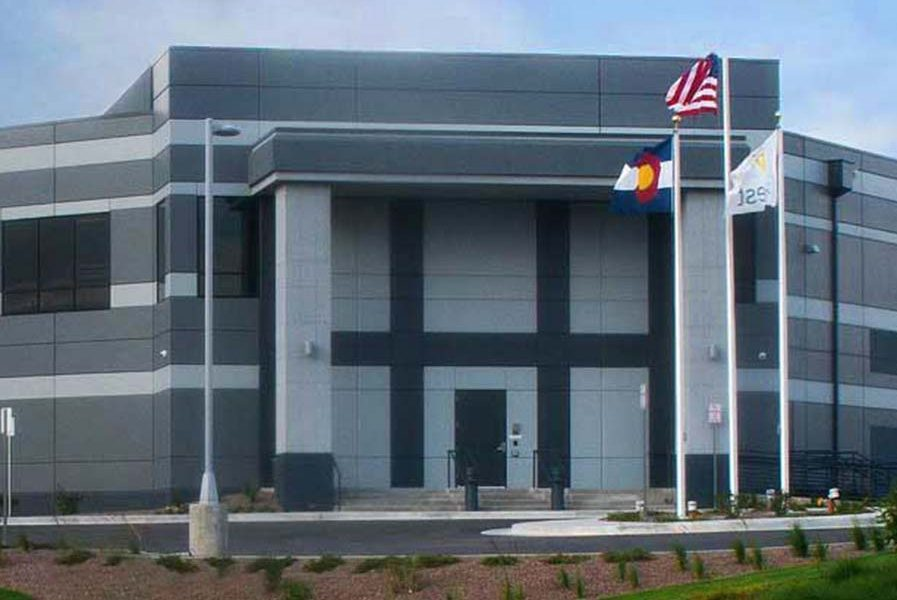 Denver Data Center photo